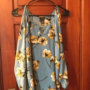 Rue21 Blouse w/ tags